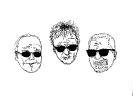 Liebeslieder_Wolfram Berger, Wolfgang Puschnig und Paul Urbanek